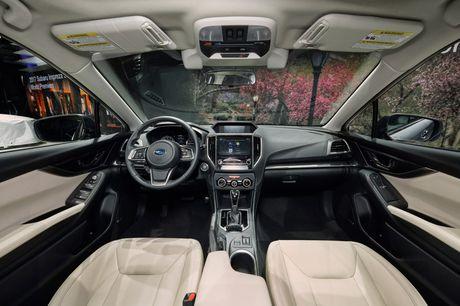 'Soi' chiec xe an toan nhat the gioi Subaru Impreza 2017 gia 428 trieu - Anh 3