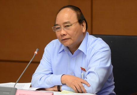 Thu tuong Nguyen Xuan Phuc: Tai co cau ma van lam theo cach cu thi kho thanh cong - Anh 1