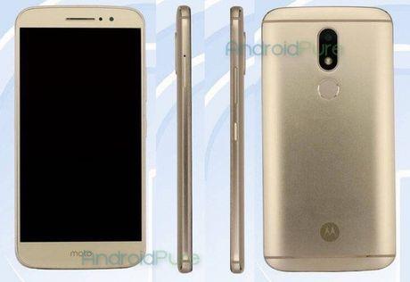 """Smartphone """"Kung Fu"""" cua Motorola lo dien - Anh 2"""