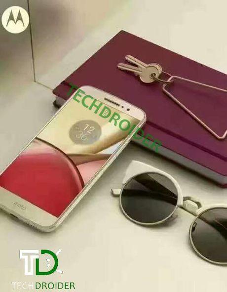 """Smartphone """"Kung Fu"""" cua Motorola lo dien - Anh 3"""