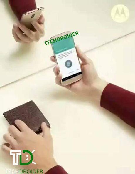 """Smartphone """"Kung Fu"""" cua Motorola lo dien - Anh 4"""