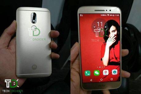 """Smartphone """"Kung Fu"""" cua Motorola lo dien - Anh 5"""