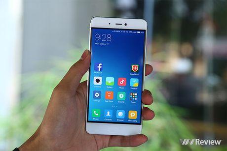 Danh gia Xiaomi Mi 5S: ban nang cap sang gia - Anh 1