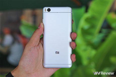 Danh gia Xiaomi Mi 5S: ban nang cap sang gia - Anh 2