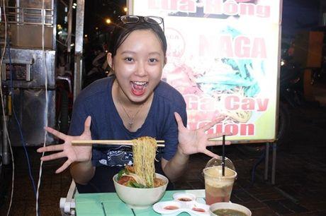 Hao hung voi mon 'mi bay' vua cap ben Sai Gon - Anh 1