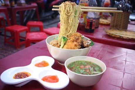 Hao hung voi mon 'mi bay' vua cap ben Sai Gon - Anh 3