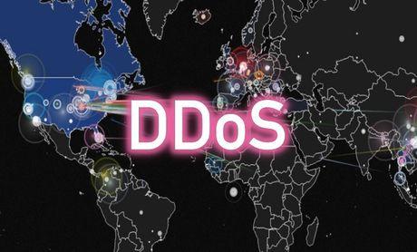 Hacker 'tong tan cong' DDos vao Dyn, nhieu website noi tieng bi te liet - Anh 1