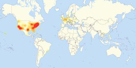 Hacker 'tong tan cong' DDos vao Dyn, nhieu website noi tieng bi te liet - Anh 2