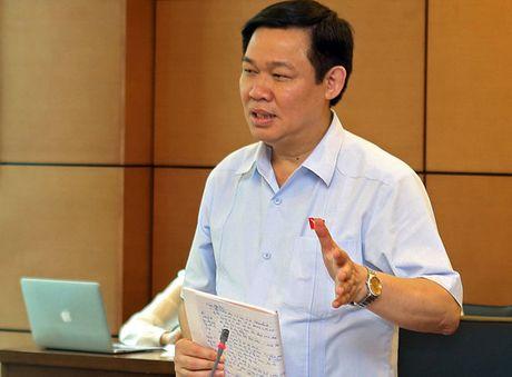 Pho thu tuong Vuong Dinh Hue: thi diem cho pha san ngan hang - Anh 1