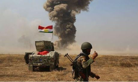 Cac thu linh quan thanh chien dang tron chay khoi Mosul - Anh 1