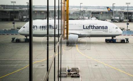 Lufthansa hy vong kinh doanh kha quan trong nam nay - Anh 1