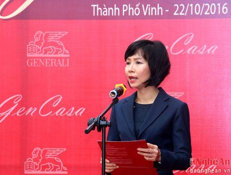 Khai truong Van phong Tong Dai ly GenCasa tai TP Vinh - Anh 2