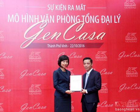 Khai truong Van phong Tong Dai ly GenCasa tai TP Vinh - Anh 3
