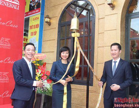 Khai truong Van phong Tong Dai ly GenCasa tai TP Vinh - Anh 5