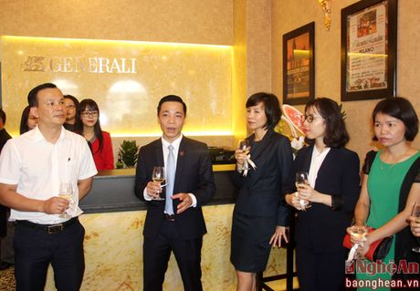Khai truong Van phong Tong Dai ly GenCasa tai TP Vinh - Anh 6