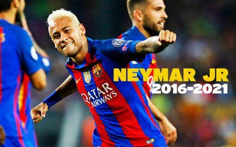 Barcelona 'troi chan' thanh cong Neymar den nam 2021 - Anh 1