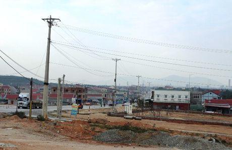 Khu kinh te Vung Ang bi cat trom hang tram met cap ngam cua he thong chieu sang - Anh 1