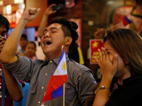 Nuoc My truoc tinh ban moi Duterte - Trung Quoc- Ky 2: Khi Trung Quoc 'choi dep' - Anh 2
