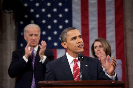 Nhung buc anh dep cua ong Obama khi lam tong thong - Anh 8