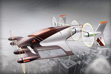 Vahana: Du an o to bay 'sieu thuc' cua Airbus - Anh 1