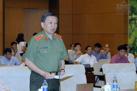 Bo truong To Lam: Canh tranh khong lanh manh phai xu ly - Anh 2