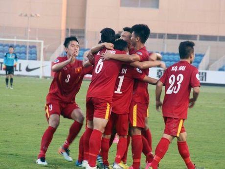 U19 Viet Nam: Vinh quang van cho phia truoc - Anh 1