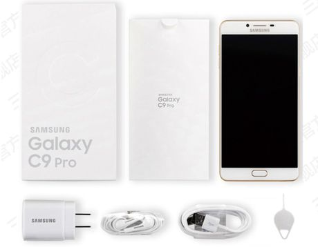 Samsung Galaxy C9 Pro RAM 6 GB lo anh thuc te - Anh 5