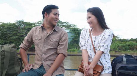 Vo chong Ngoc Lan yeu nhau say dam tren phim - Anh 5