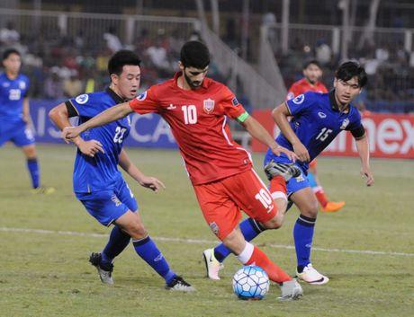Bahrain muon giai ma hang phong ngu U19 Viet Nam - Anh 1