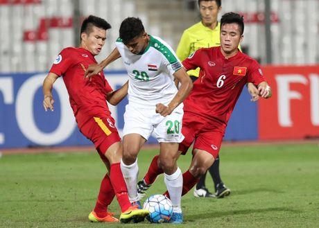 Truyen thong Bahrain doc vi vu khi bi mat cua U19 VN - Anh 1