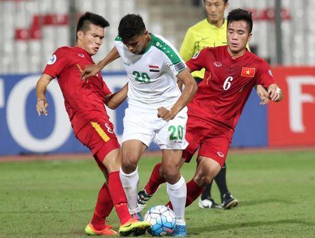 U19 Viet Nam: Mot buoc nua den thien duong - Anh 1
