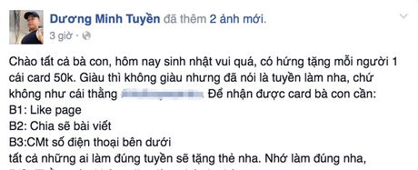 'Thanh chui' Duong Minh Tuyen bi bat vi no sung la ai? - Anh 2