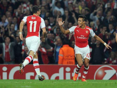 Arsenal vs Middlesbrough (0-0, HT): Cech lien tiep cuu thua - Anh 22