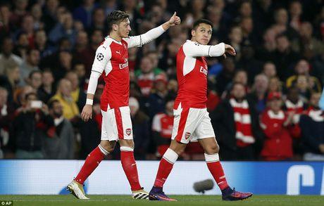 Arsenal vs Middlesbrough (0-0, HT): Cech lien tiep cuu thua - Anh 23