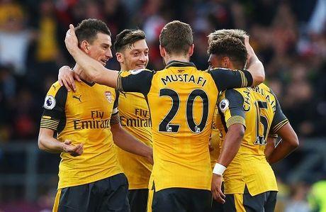 Arsenal vs Middlesbrough (0-0, HT): Cech lien tiep cuu thua - Anh 25