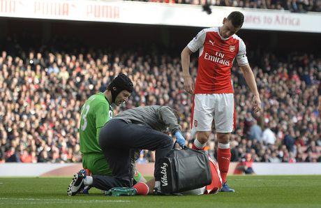 Arsenal vs Middlesbrough (0-0, HT): Cech lien tiep cuu thua - Anh 3