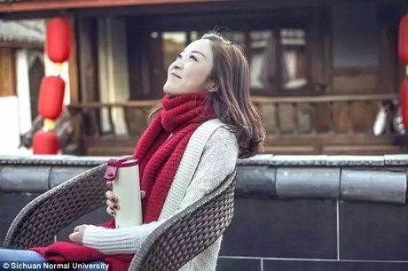 Doi ngu giang vien xinh nhu nu than cua dai hoc TQ - Anh 4