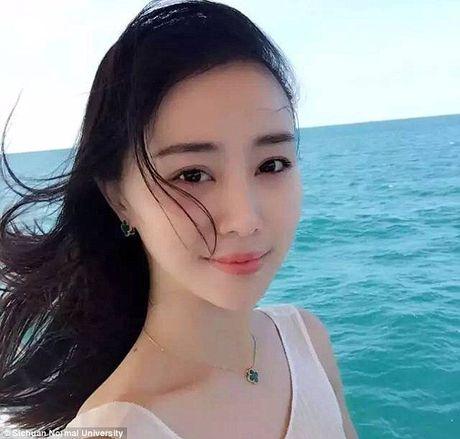Doi ngu giang vien xinh nhu nu than cua dai hoc TQ - Anh 6