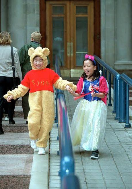 Chiem nguong trang phuc Halloween cua tre em trong the ky 20 - Anh 10