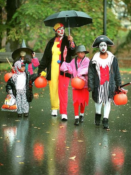 Chiem nguong trang phuc Halloween cua tre em trong the ky 20 - Anh 5
