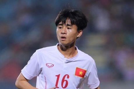 Dan em Cong Phuong 'mat tich' khi U19 Viet Nam thang hoa - Anh 1