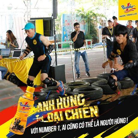 Runner Thanh Vu noi gi truoc gio khai cuoc Anh hung Dai chien? - Anh 2