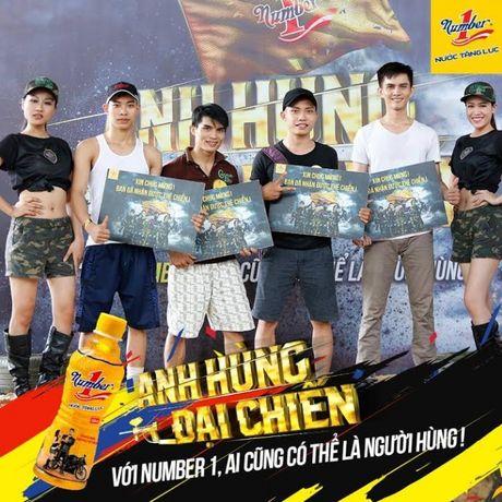 Runner Thanh Vu noi gi truoc gio khai cuoc Anh hung Dai chien? - Anh 4
