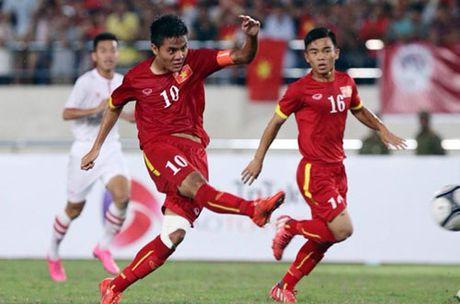 Chuyen gia hien ke de U19 Viet Nam ha U19 Bahrain - Anh 1