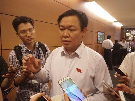 Pho Thu tuong Vuong Dinh Hue: 'Khong de lai ganh no cho doi sau' - Anh 1