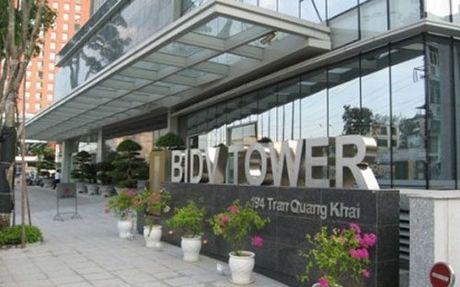 Sang nay (22/10), BIDV to chuc DHCD bat thuong - Anh 1