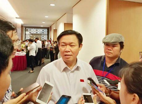 Pho thu tuong Vuong Dinh Hue: 2 trieu ty dong chi la 'von moi' - Anh 1