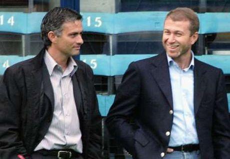 Mourinho: 'Toi va Abramovich chua bao gio la ban' - Anh 2