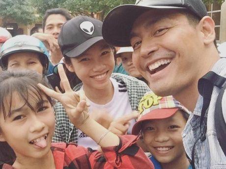 MC Phan Anh tham gia 'Oan minh chong lu' cua VTV - Anh 1