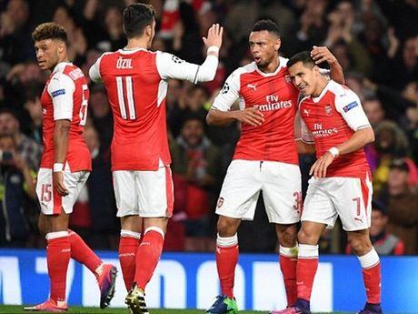 Theo Walcott thang hoa cung Arsenal: Dang sau mot su doi thay - Anh 2